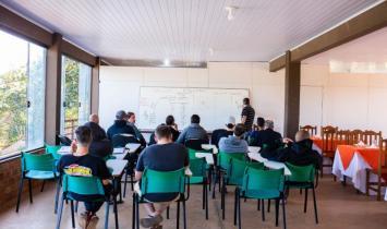 Recebemos hoje na unidade de Minas Gerais a visita do nosso diretor Fernando Grupo Casoto