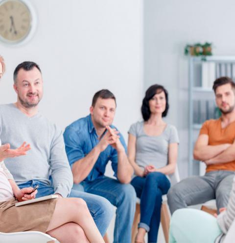 Clínica de Tratamento de Alcoolismo familiar
